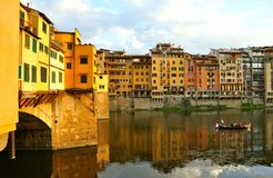Tourism in Florence , Italy Stock Images