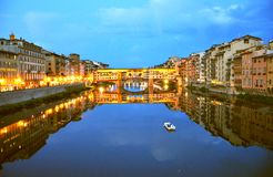 Tourism in Florence , Italy Royalty Free Stock Image