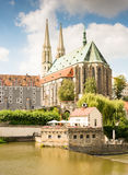 Tourism in Goerlitz Royalty Free Stock Images
