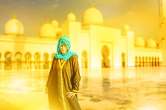 Tourism Middle East concept Stock Images