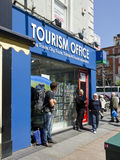 Tourism Office in Dublin Stock Photo