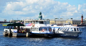 Tourism in Saint-Petersburg, Russia Stock Photography