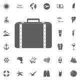 Tourism set icons Royalty Free Stock Photography