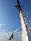Tourism ship Royalty Free Stock Photo
