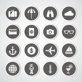 Tourism symbol Stock Image