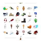Tourism, technology, nature and other web icon in cartoon style. China, medicine, business icons in set collection. Tourism, technology, nature and other  icon Stock Image