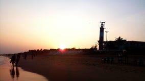 Gopalpur, sea beach, Odisha, India. Tourism, tourist, spot, sea shore Stock Photography