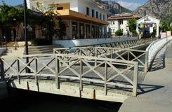 Tourism Town Göcek Royalty Free Stock Image