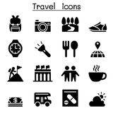 Tourism , travel , Adventure , Discovery , camping , Trail icon. Set vector illustration graphic design Stock Image
