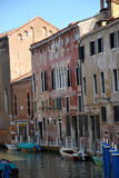 Tourism in Venice Royalty Free Stock Image