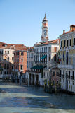 Tourism in Venice Stock Photo