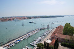 Tourism in Venice Stock Photography