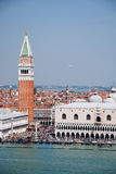 Tourism in Venice Royalty Free Stock Photography
