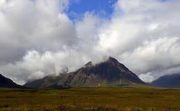 Tourisme écossais Glencoe Images libres de droits