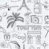 Tourisme Illustration Stock