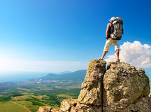 tourisme Photo stock