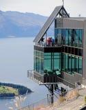 Tourisme d'aventure du Nouvelle-Zélande Photographie stock libre de droits