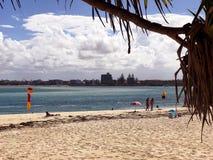 Tourisme 2 de côte de soleil Photo stock
