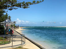 Tourisme 4 de côte de soleil image stock