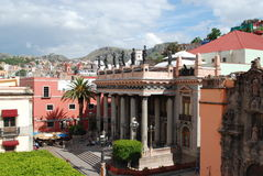 Tourisme de Guanajuato Mexique Image libre de droits