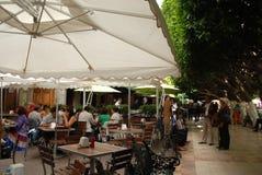 Tourisme de Guanajuato Mexique de restaurant Images stock