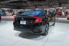 Tourisme de Honda Civic Photographie stock libre de droits