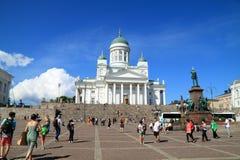 Tourisme de masse en Finlande, cath?drale de Helsinki