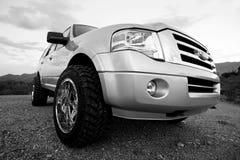 Tourisme du véhicule photographie stock libre de droits