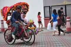 Tourisme en Malaisie Photo libre de droits