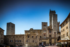 Tourisme Italie image libre de droits