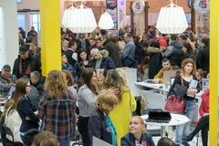 Tourisme roumain 2017 juste Image stock