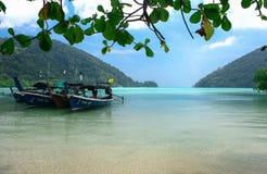 Tourismus-Boot Stockbild