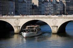 Tourismus in Paris Stockbild