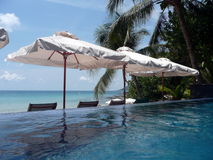 Tourismus in Thailand Stockbild
