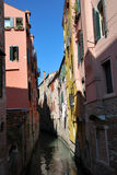 Tourismus in Venedig Lizenzfreies Stockbild