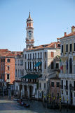 Tourismus in Venedig Lizenzfreie Stockfotos