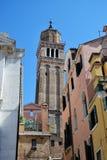 Tourismus in Venedig Stockfotos