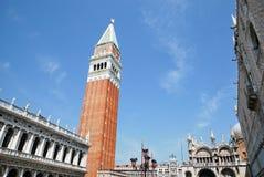 Tourismus in Venedig Lizenzfreies Stockfoto