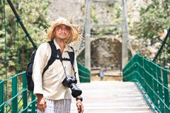 Tourist Stock Photography
