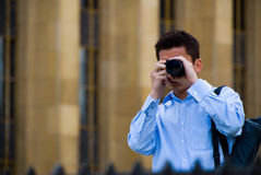 Tourist Royalty Free Stock Image