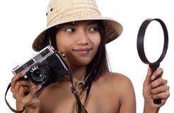 Tourist Stock Image