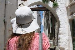 Tourist Lizenzfreies Stockbild