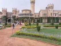 A royal palacae Bangalore india royalty free stock photos