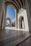 Tourist attraction, Muscat, Oman. Royalty Free Stock Photos