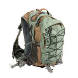 Tourist backpack isolated Stock Images