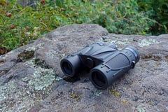 Tourist binocular Royalty Free Stock Images