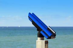Tourist Binoculars Royalty Free Stock Photos