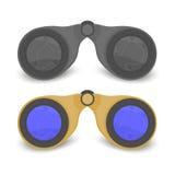 Tourist binoculars Stock Photos