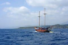 Tourist boat Stock Photos