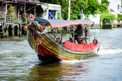 Tourist boat Royalty Free Stock Images